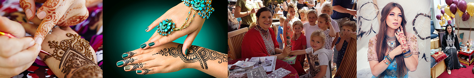 Workshop henna painting